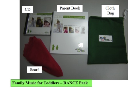 Dance With Me Pack - FM Toddlers